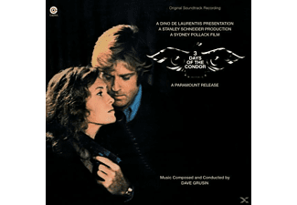OST/VARIOUS - 3 Days Of The Condor-Ltd.Gold Vinyl - (Vinyl)