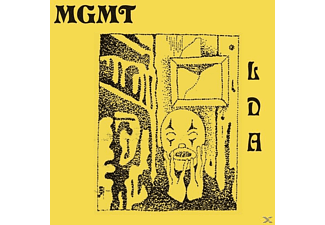 MGMT - Little Dark Age - (LP + Download)
