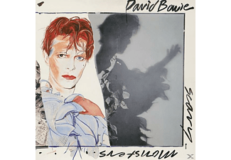 David Bowie - SCARY MONSTERS (AND SUPER CREEPS)(2017 REMASTERED - (Vinyl)