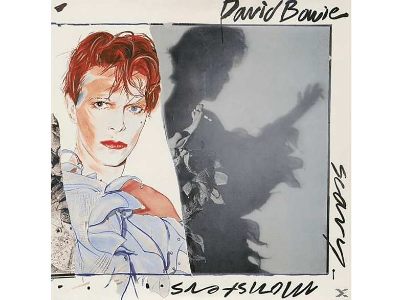 David Bowie - SCARY MONSTERS (AND SUPER CREEPS)(2017 REMASTERED [Vinyl]