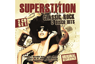 VARIOUS - Superstition/Classic Rock And Disco Hits [CD]
