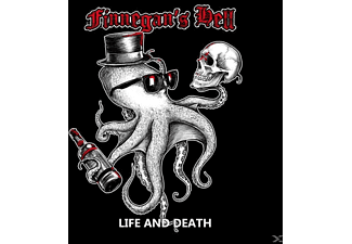 Finnegan's Hell - Life And Death - (CD)