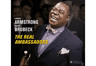 Louis Armstrong, Dave Brubeck - The Real Ambassadors - (CD)
