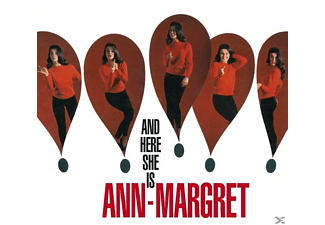 Ann-margret - And Here She Is+The Vivacious One - (CD)