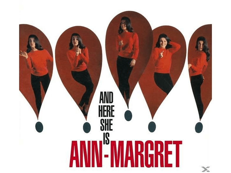 Ann-margret - And Here She Is+The Vivacious One [CD]