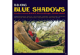 B.B. King - BLUE SHADOWS-UNDERRATED.. - (CD)