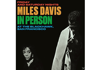 Miles Davis - In Person At The Blackhawk,San Francisco Friday A - (CD)