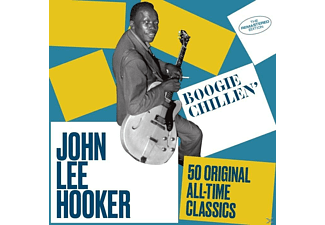 John Lee Hooker - Boogie Chillen'/50 Original All-Time Classics - (CD)