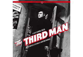 O.S.T. - The Third Man-Original Soundtrack - (Vinyl)