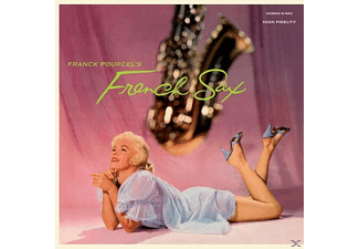 Franck Pourcel - French Sax+2 Bonus Tracks - (Vinyl)
