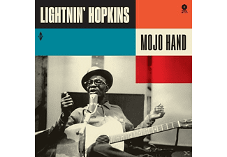 Lightnin' Hopkins - Mojo Hand+2 Bonus Tracks - (Vinyl)