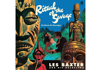 Lex And His Orche Baxter - The Ritual Of The Savage+2 Bonus Tracks - (Vinyl)