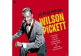 Wilson Pickett - Let Me Be Your Boy-The Early Years,1959-1962 - (Vinyl)