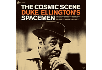 Duke -spacemen Ellington - The Cosmic Scene+2 Bonus Tracks - (Vinyl)