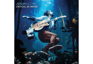 LOOPS JEREMY - CRITICAL AS WATER - (CD)