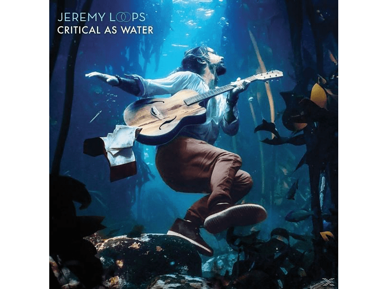 LOOPS JEREMY - CRITICAL AS WATER [CD]