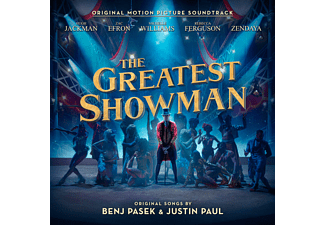 The Greatesh Showman CD