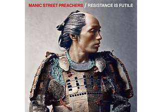 Manic Street Preachers - Resistance Is Futile - (CD)