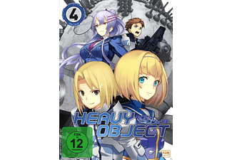 Heavy Object - Vol 4 (Episode 19-24) - (DVD)