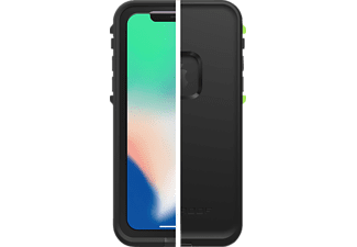lifeproof fr f r apple iphone x in schwarz kaufen saturn. Black Bedroom Furniture Sets. Home Design Ideas