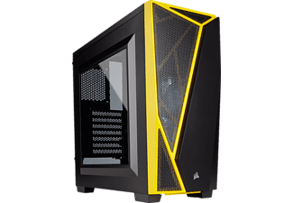 CORSAIR CC 9020118 EU Carbide Champ/Spec 04 600W 80+ PSU Fanlı Pencereli Mid Tower Bigisayar Kasası