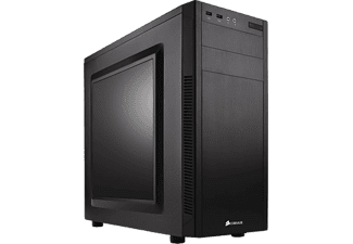 CORSAIR CC 9020113 EU Carbide 100R 600W 80+ PSU Pencereli Mid Tower Bigisayar Kasası