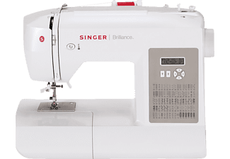 SINGER Brilliance 6180, Computernähmaschine