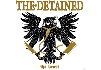 Detained - The Beast - (CD)