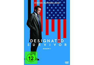 Designated Survivor - Staffel 1 - (DVD)
