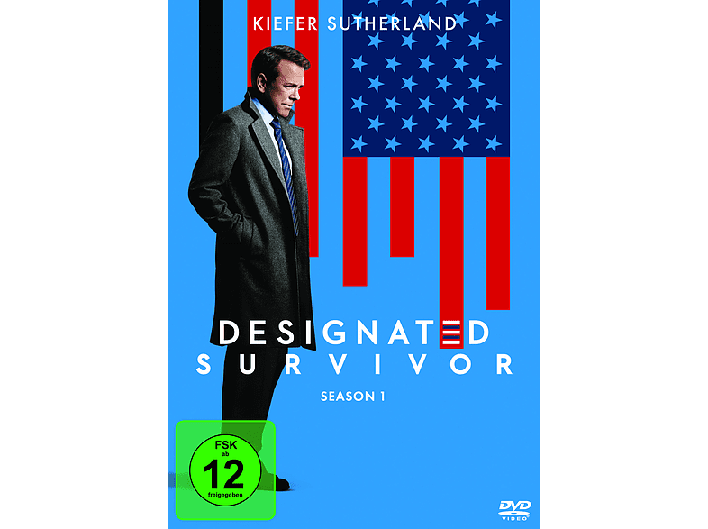 Designated Survivor - Staffel 1 [DVD]