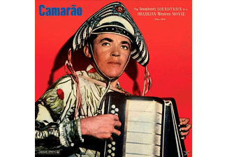 Camarao - The Imaginary Soundtrack To A Brazilian Western - (CD)