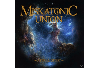 Miskatonic Union - Astral Quest - (CD)