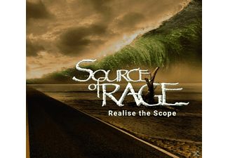Source Of Rage - Realise The Scope - (CD)