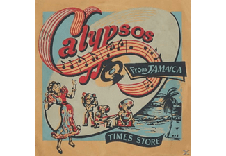 Hubert & The Jamaican Calypsonians Porter - Calypsos From Jamaica - (Vinyl)