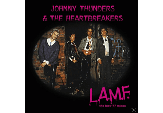 Johnny Thunders & The Heartbreakers - L.A.M.F.(The Lost '77 Mixes) (Ltd.Gatefold) - (Vinyl)