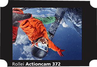 ROLLEI Action Cam 372 HD, WVGA, VGA , WLAN