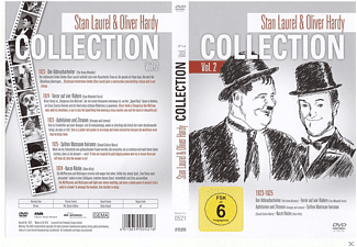 LAUREL & HARDY COLLECTION 2 - (DVD)