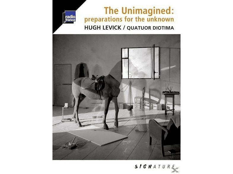 Quatuor Diotima - The Unimagined: Preparations for the Unknown [CD]
