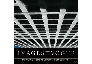 Images In Vogue - Live At Luvafair October 6th,1982 - (CD)