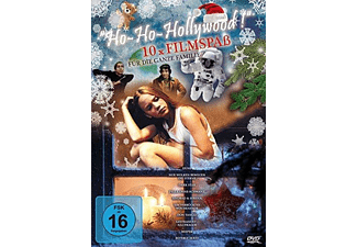 HO-HOHOLLYWOOD - 10 X FAMILIEN-FILMSPASS - (DVD)