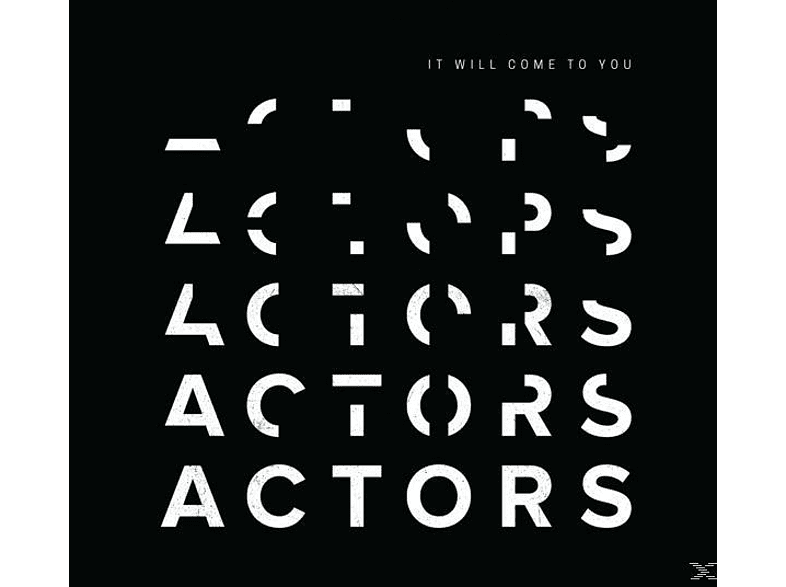 The Actors - It Will Come To You [CD]