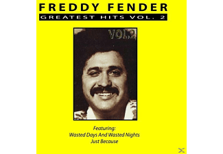 Freddy Fender - Greatest Hits Vol.2 - (CD)