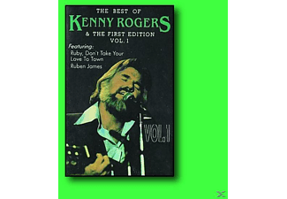 Kenny Rogers - The Best Of Kenny Rogers & The First Edition,Vol. - (CD)
