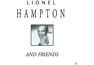 Lionel Hampton - Lionel Hampton And Friends - (CD)
