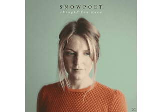 Snowpoet - Thought You Knew - (Vinyl)