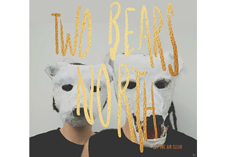 Two Bears North - Let The Air Clear - (CD)