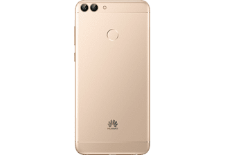 "Móvil - Huawei P Smart, 5.65"", Full HD+, Kirin 659, 3 GB RAM, 32 GB, 13 MP + 2 MP, Oro"
