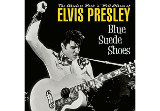 Elvis Presley - Blue Suede Shoes - (Vinyl)