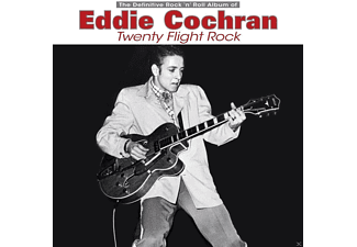 Eddie Cochran - Twenty Flight Rock - (Vinyl)
