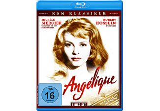 Angelique Gesamtbox-New Edition - (Blu-ray)